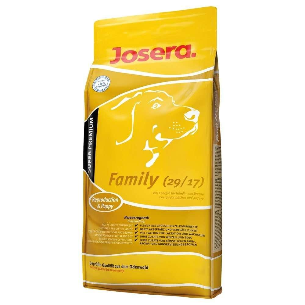 Josera Family 29/17 (för kvinnor och valpar) 2 kg