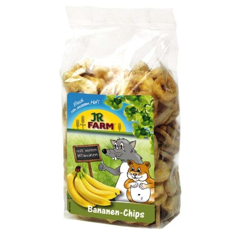 JR Farm Banana-Slices 150 g