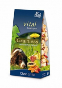 JR Farm Dog Grainless Vital Obst-Ernte 175 g