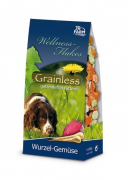Dog Wellness Flakes - Root Vegetables 650 g from JR Farm buy cheap