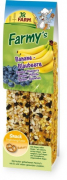 JR Farm Farmys Banana - Blueberry Art.-Nr.: 14067