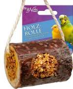 Birds Wooden Roll 150 g från JR Farm