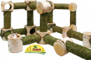 JR Farm Tunnelo Enlargement: Angle 90° + Tunnel 400 g