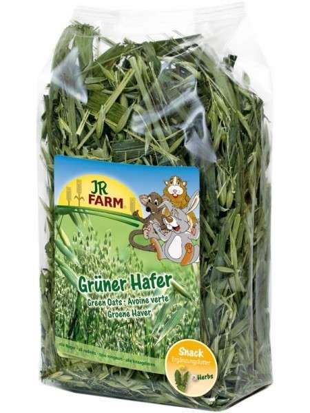 JR Farm Grüner Hafer 100 g, 250 g, 500 g