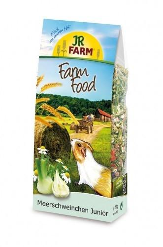 JR Farm Food Meerschweinchen Junior 750 g 4024344136436 Erfahrungsberichte