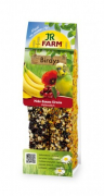JR Farm Birdys Poppy seed-Banana-Cherries 130 g