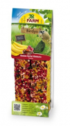 JR Farm Birdys Bananas-Dates-Raspberries 2x260 g