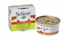 Schesir Cat Can Chicken with apple 75 g
