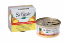 Schesir Cat Can Chicken with pineapple 75 g