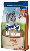 Happy Cat Minkas with Poultry 10 kg