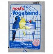 Bird sand white Rosnerski Bedding and care supplies for birds Top products reduced