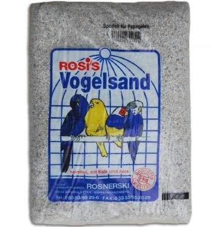 Rosnerski Parakeet sand white 25 kg  osta edullisesti