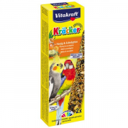 Vitakraft Crackers with honey and eucalyptus for parakeets 180 g