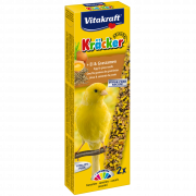 Crackers with Egg and Grass seed for canaries - EAN: 4008239212658