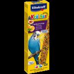 Vitakraft Cracker con Albicocca e Fico per Pappagallini