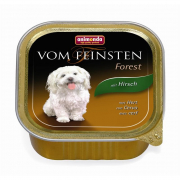 Vom Feinsten Forest Adult Venison 150 g van Animonda