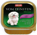 Vom Feinsten Menue Lamb & Whole grain 150 g fra Animonda