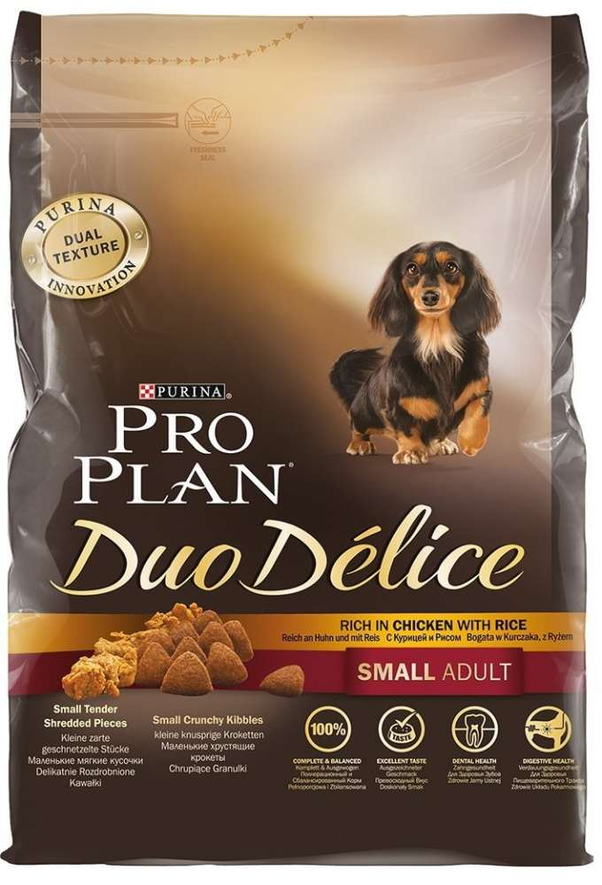 Purina Pro Plan Duo Delice Small Adult Chicken & Rice 2 50 kg