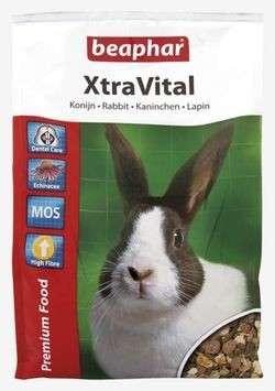 Beaphar XtraVital Rabbit 2.50 kg, 1 kg
