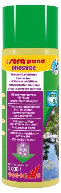 Sera Pond phosvec 500 ml 4001942074612