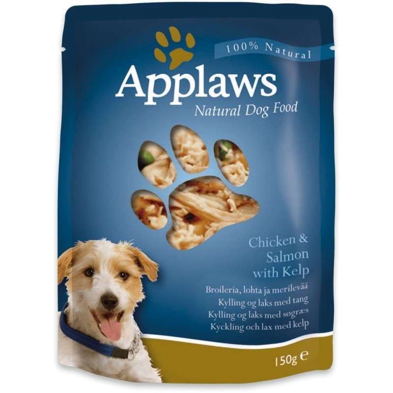 Applaws Pouch - Chicken with Salmon and Kelp 150 g