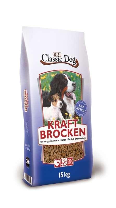 Classic Dog Strong Chuncks 800 g, 5 kg, 15 kg