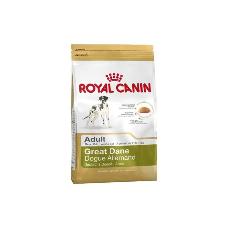 Royal Canin Breed Health Nutrition - Great Dane Adult 12 kg, 3 kg