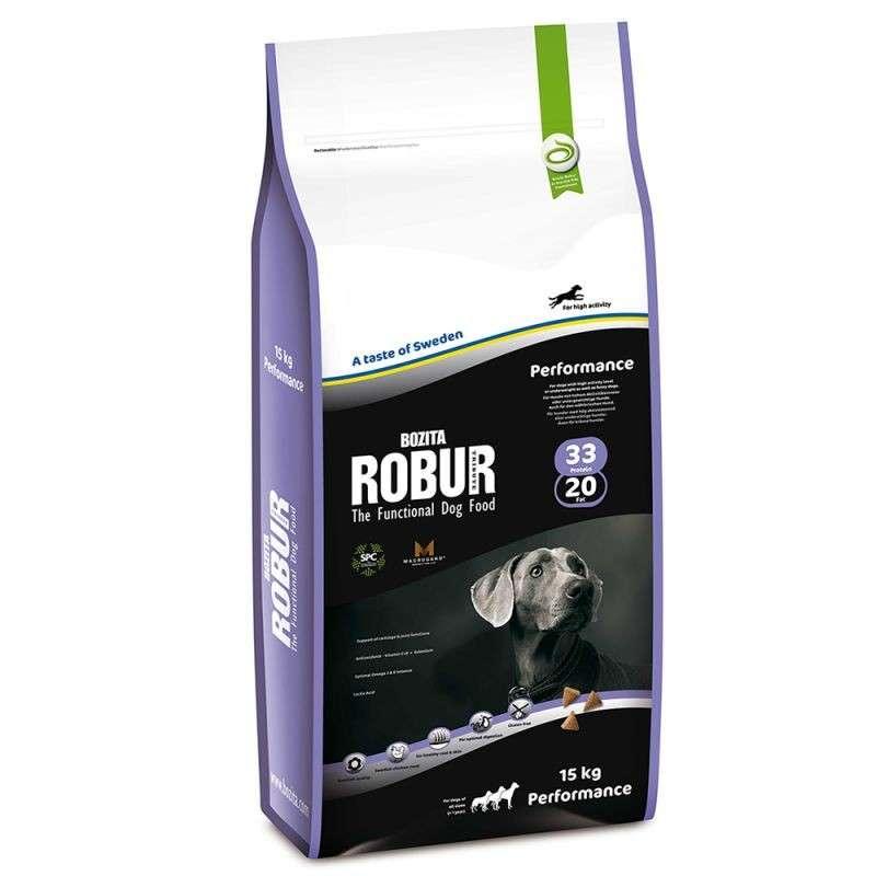 Bozita Robur Performance 33/20 15 kg, 5 kg