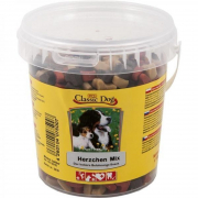 Snack Hearts Mix in Bucket 500 g