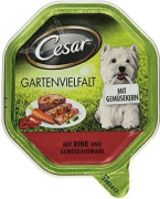 Cesar Shell Garden Variety with Beef & Vegetables 150 g
