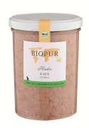 BIOPUR Huhn & Reis Bio für Katzen 400 g