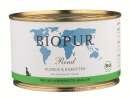 BIO Adult Bœuf, Nouilles & Carottes 400 g
