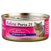 Schulze Feline Porta 21 - Tuna with Shrimps 156g