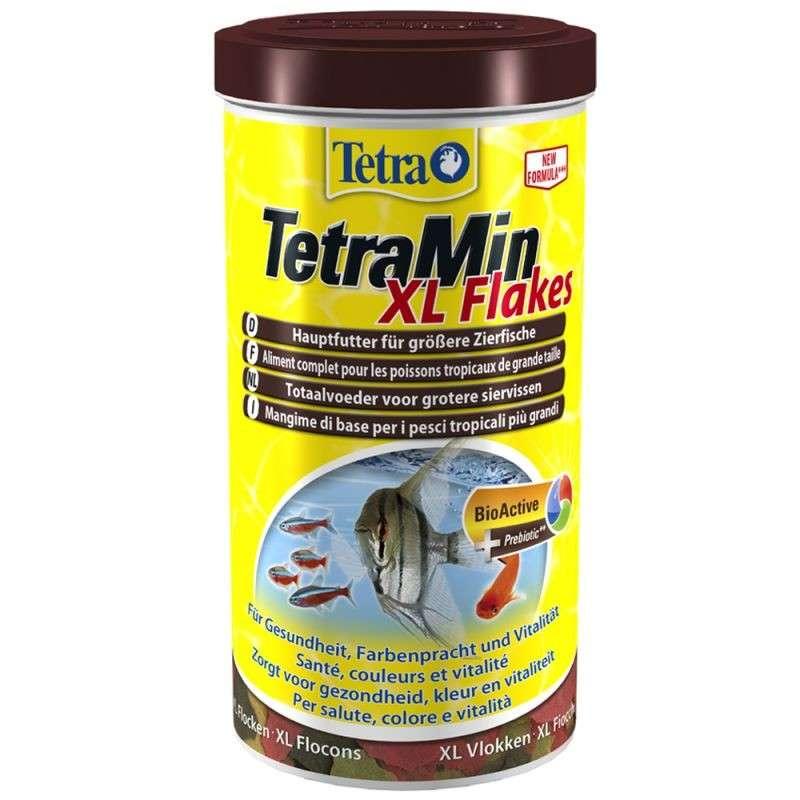 Tetra TetraMin XL Flakes 500 ml 4004218766457 erfaringer