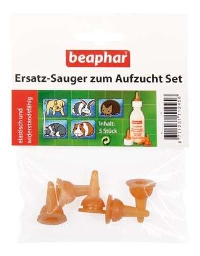 Beaphar Nursing Set Caps, 5 pieces