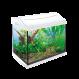 Tetra AquaArt Shrimps Aquarium Complete Set  20 l Wit