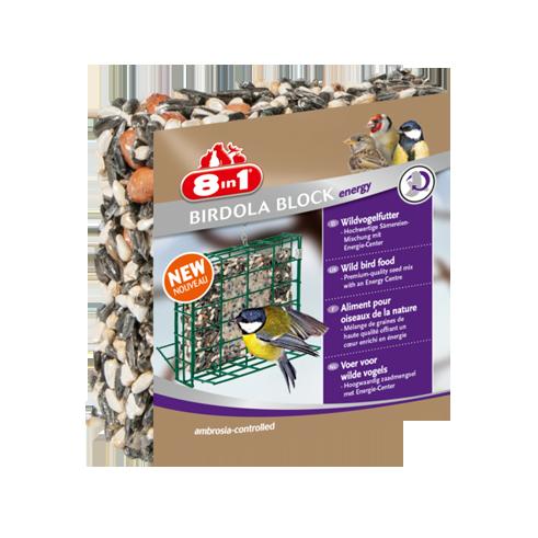 8in1 Birdola Block Energy 190 g  met korting aantrekkelijk en goedkoop kopen