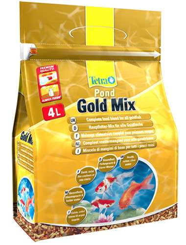 Tetra Pond Goldfish Mix  4 l