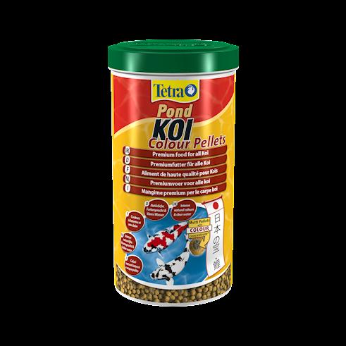 Tetra Koi Colour Pellets 1 l  met korting aantrekkelijk en goedkoop kopen