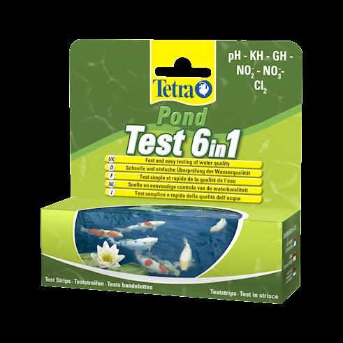 Tetra Pond Test 6in1   met korting aantrekkelijk en goedkoop kopen