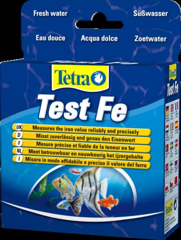 Tetra Test Fe 10 ml  met korting aantrekkelijk en goedkoop kopen