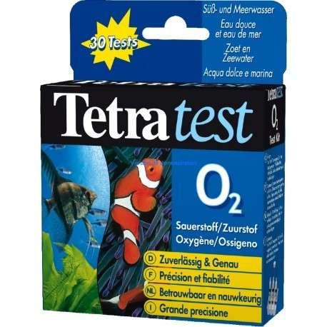 Tetra Test O2 29 ml  met korting aantrekkelijk en goedkoop kopen