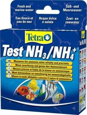 Tetra Test NH3/NH4 + 17 ml  met korting aantrekkelijk en goedkoop kopen
