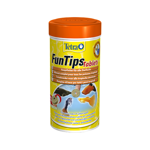 Tetra FunTips Tablets  300 tabs