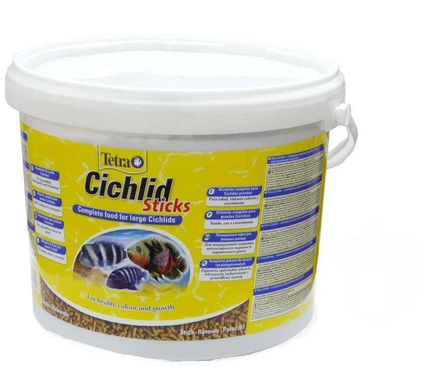 Tetra cichlid sticks 500 ml cichlid s for Tetra cichlid sticks