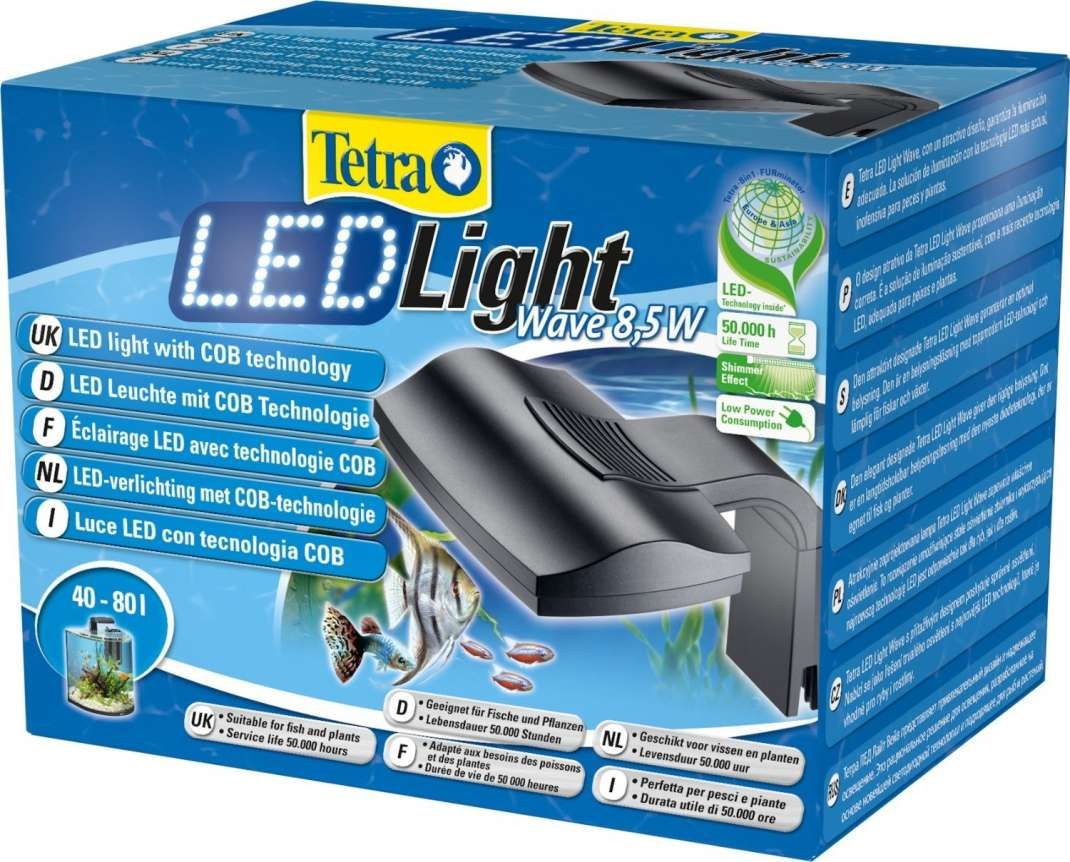 Tetra LED Light Wave 8.5 W 8.5 W 4004218236936
