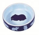 Ceramic Bowl with Motive, Hamster  from Trixie