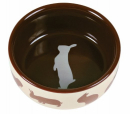 Ceramic Bowl with Motive, Rabbits - EAN: 4011905607337