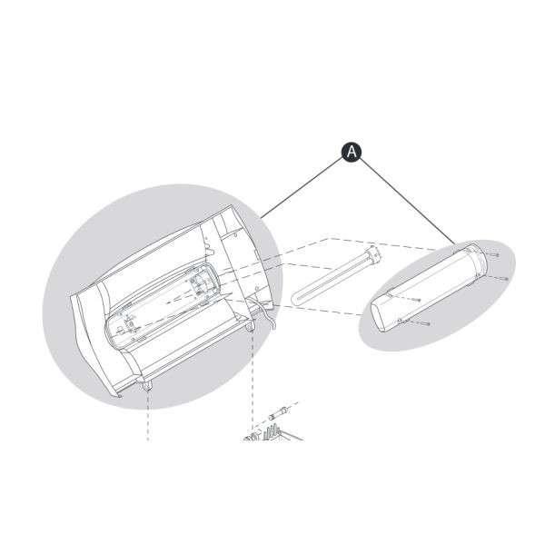Tetra AquaArt 20 / 30L Deksel 20/30 l  met korting aantrekkelijk en goedkoop kopen