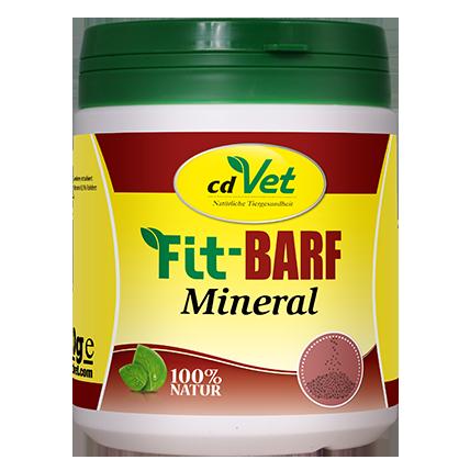 cdVet Fit-BARF Mineral 600 g 4040056041271 anmeldelser
